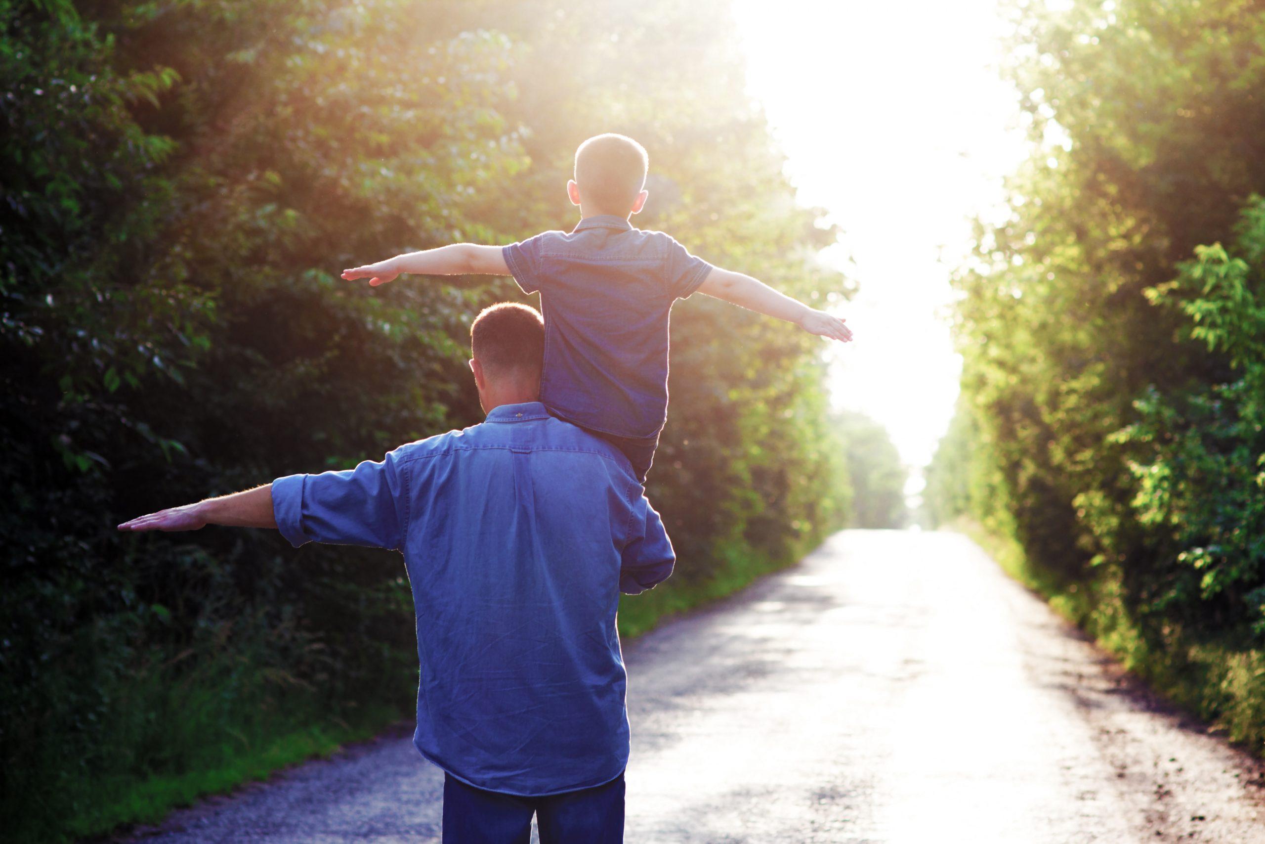 Pai: sempre seguiremos seus passos